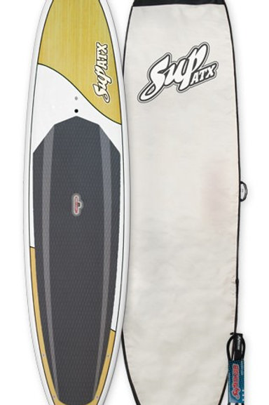11'6 Bamboo Stand Up Paddle Board