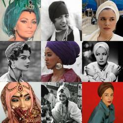 Women in Turbans