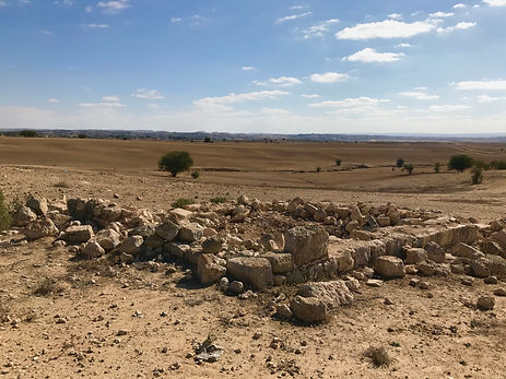Archaelogical Ruins Carmit