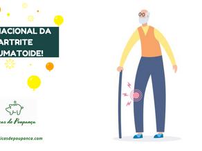 Dia Nacional da Artrite Reumatoide