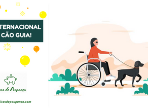 Dia Internacional do Cão Guia