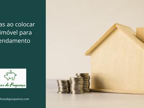 6 Dicas ao colocar um imóvel para arrendamento