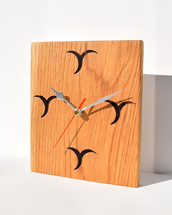 Small Oak Clock