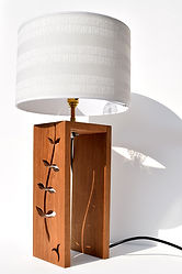 Leaf Wrap Lamp