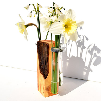 Limited Edition Yew Tt Vase - Free Standing