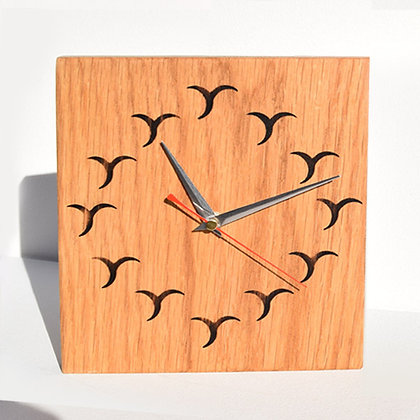 New Mid Sized Oak Clock