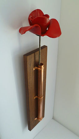 RBL supported poppy holder