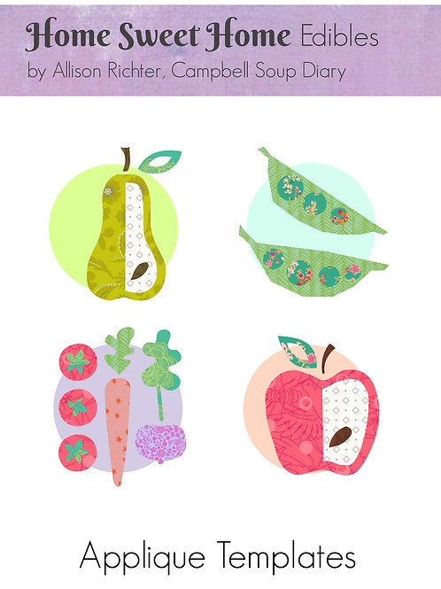 Home Sweet Home Edibles PDF Templates