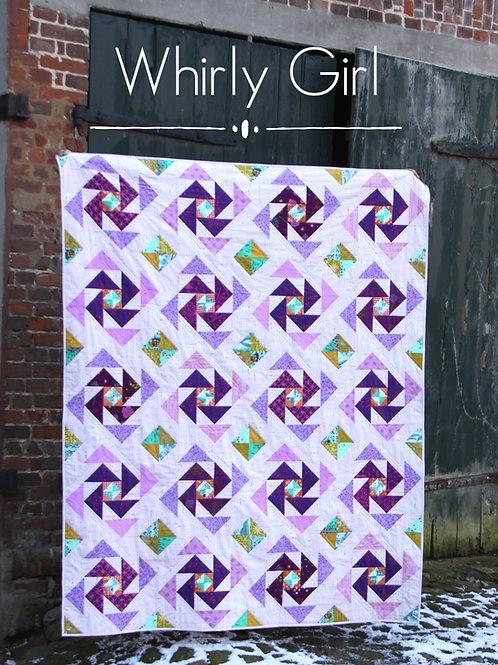 Whirly Girl PDF Pattern