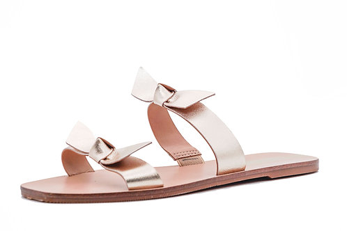 Kaanas   Antonia Double Bow Sandal