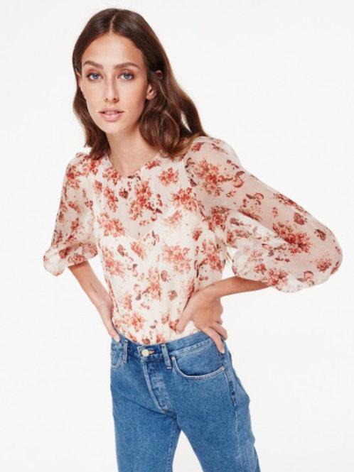 Cami NYC | The Penny Vintage Flora Top