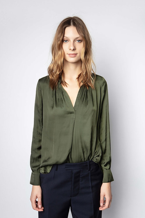 Zadig & Voltaire | Tink Satin Tunic