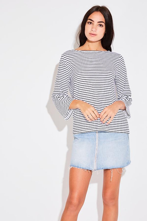 The Lady and the Sailor | Breton Tee