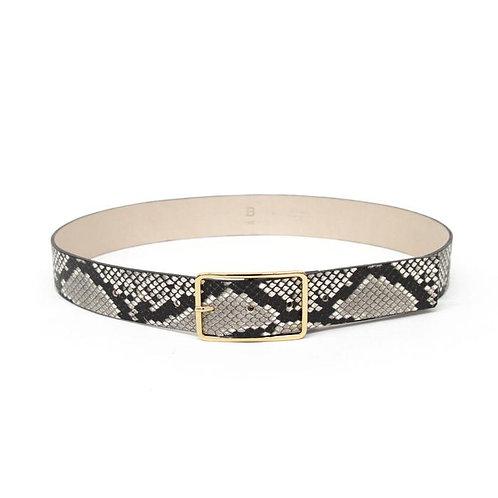 B-Low the Belt | Milla Python Belt