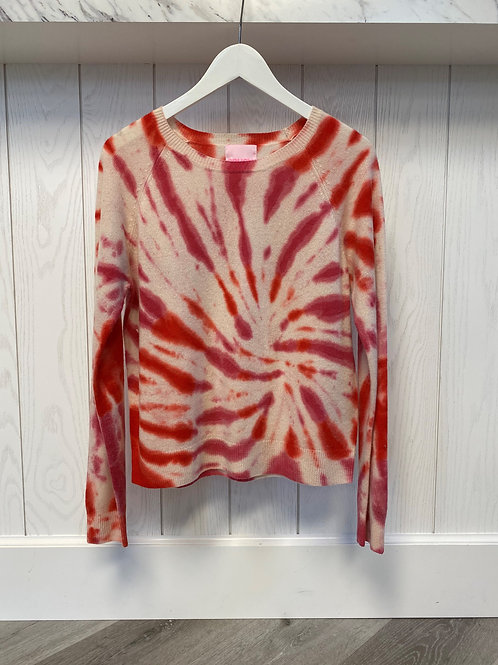 Crush   Chan Chan Tie Dye Sweater