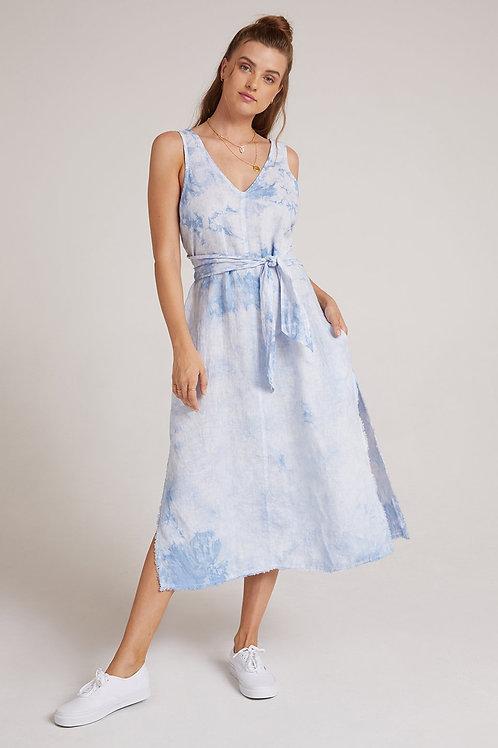 Bella Dahl | Tie Front Midi Dress