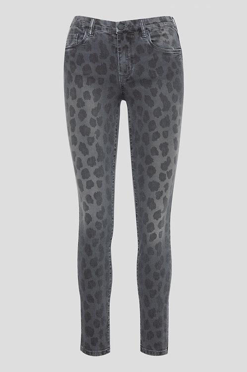 Blank NYC   Wild Side Leopard Jean