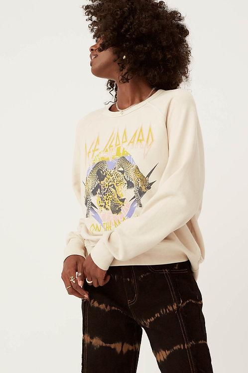 Daydreamer | Def Leppard Varsity Crew Sweatshirt
