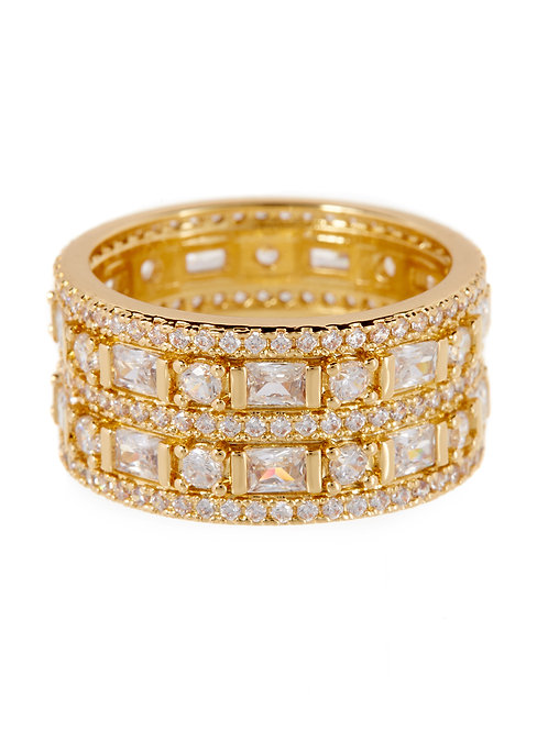 Luv AJ | The Antoinette Band Ring