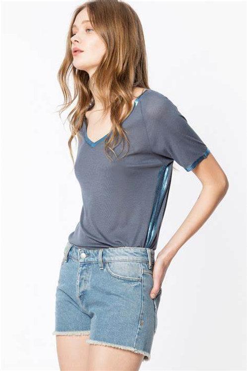 Zadig & Voltaire | Margot Foil T-Shirt