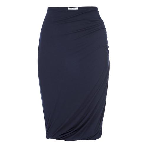 Frame | Double Shirred Skirt