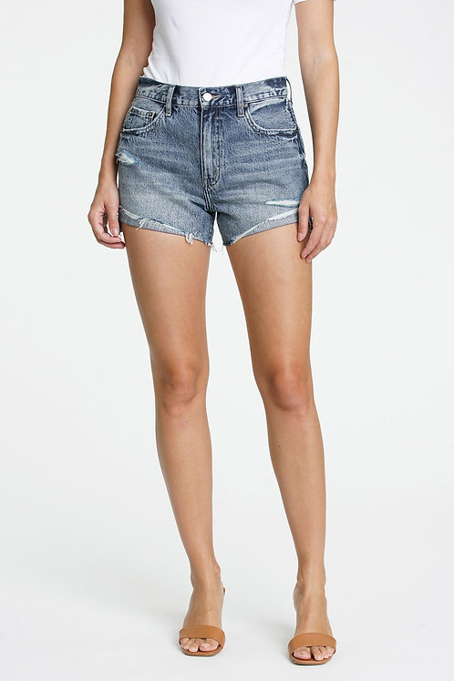 Pistola | Kylee Relaxed High Rise Cuffed Short