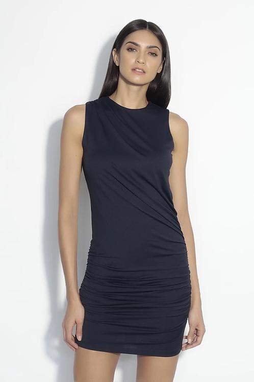Susanna Monaco | Sleeveless Drape Dress