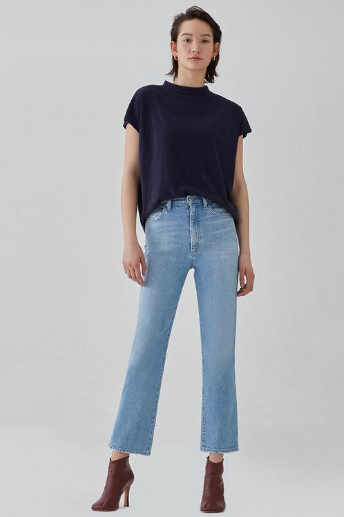 AGOLDE   Pinch Waist High Rise Kick Jean