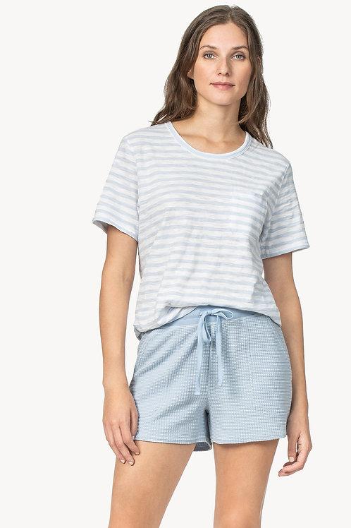 Lilla P | Short Sleeve Pocket Tee