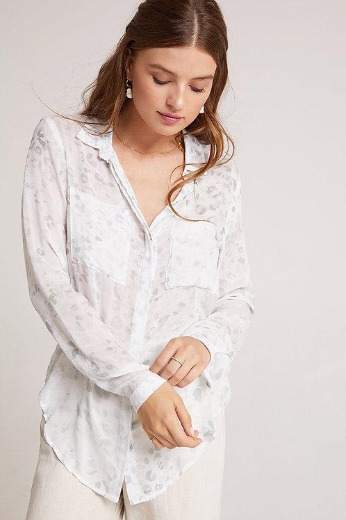 Bella Dahl | Full Button Down Hipster Shirt