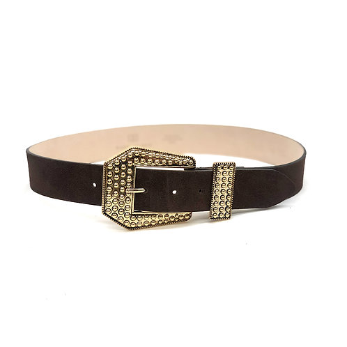 B-Low the Belt | Alexis Suede Belt