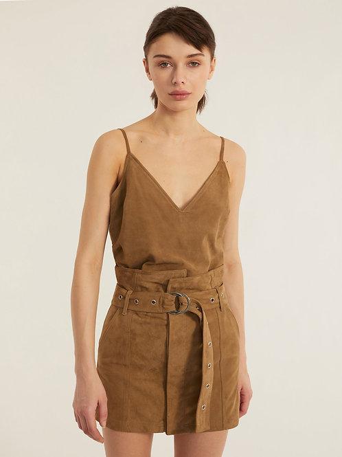 Marissa Webb   Anniston Suede Mini Skirt