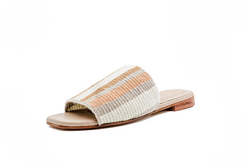 Kaanas   Bronte Handwoven Sandal