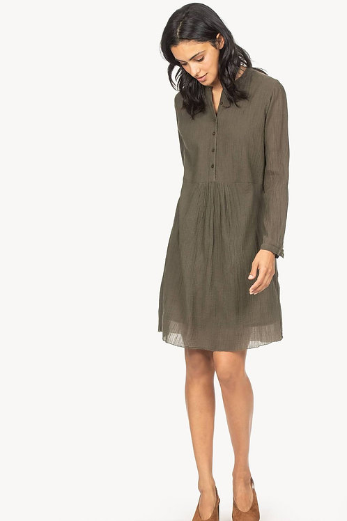 Lilla P | Button Front Dress