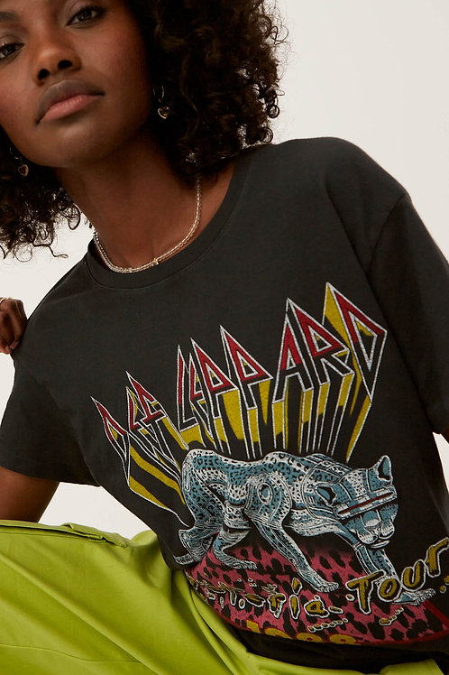 Daydreamer | Def Leppard Japan Tour Tee
