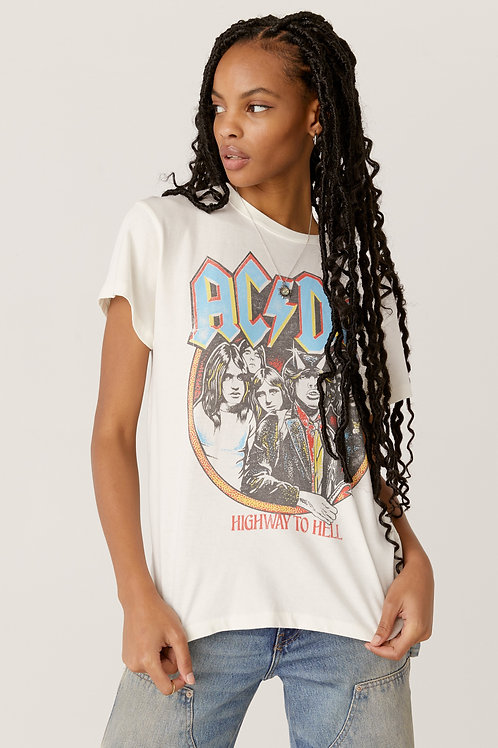 Daydreamer | AC/DC Highway To Hell Tour Tee
