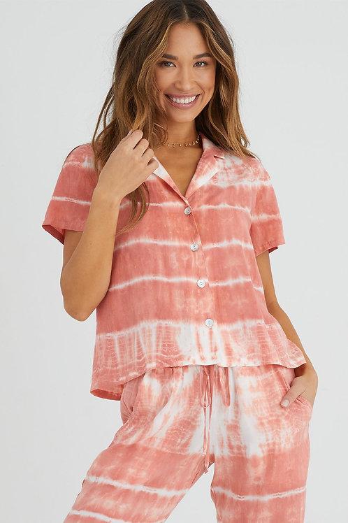 Bella Dahl   Short Sleeve Shirt
