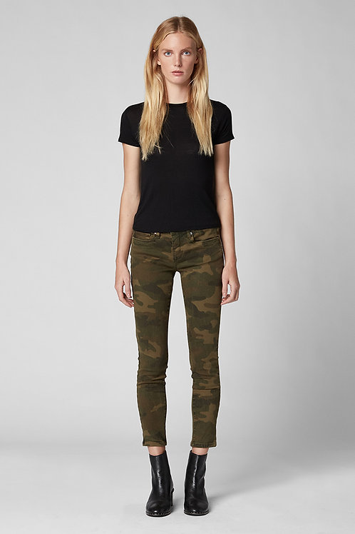 Blank NYC | The Reade Crop Camo Pant