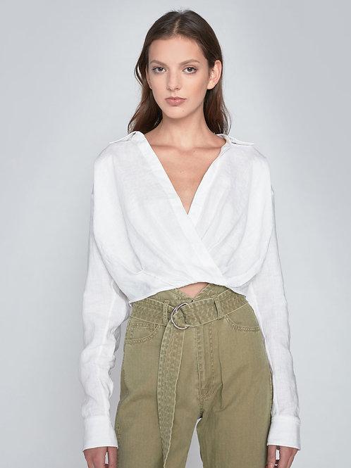 Marissa Webb | Maxwell Linen Shirt