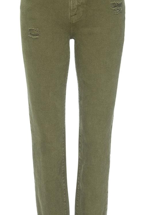 Frame | Le High Straight Leg Jean