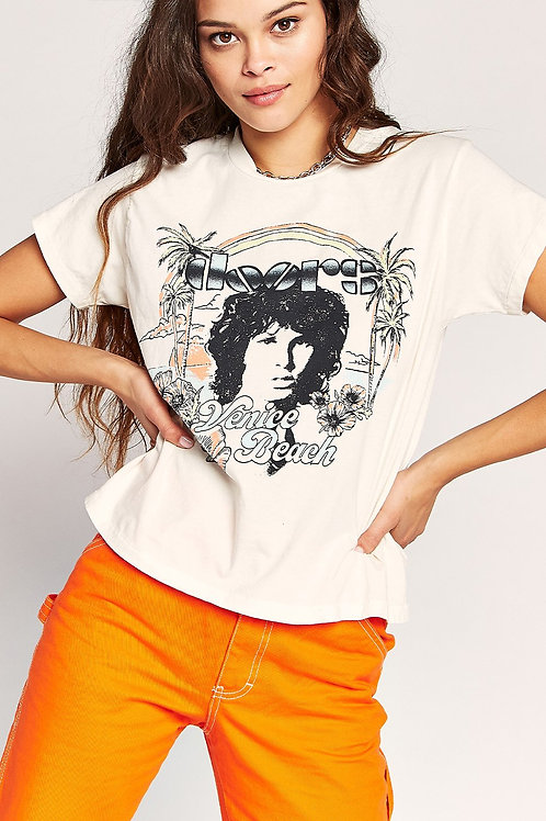 Daydreamer | The Doors Venice Beach Girlfriend Tee