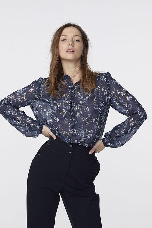 IKKS | Floral Print Blouse