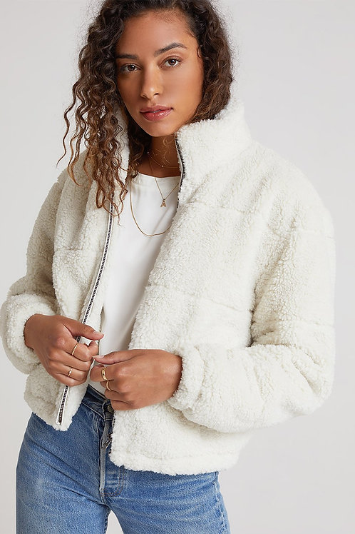 Bella Dahl | Puffer Jacket