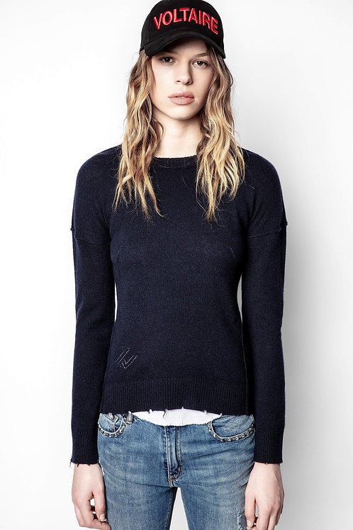 Zadig & Voltaire | Cici Patch Sweater