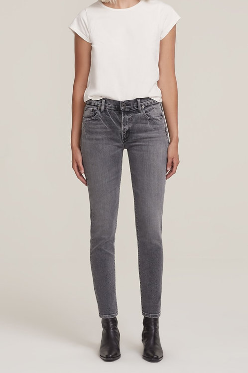 AGOLDE | Sophie Mid Rise Skinny Ankle Jean