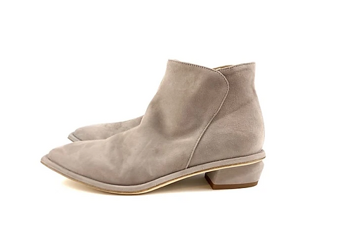 Dolani | Suede Low Bootie
