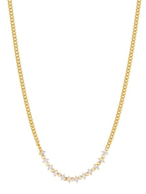 Luv AJ | Ballier Chain Link Necklace