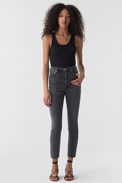 AGOLDE | Nico Hi Rise Slim Jean