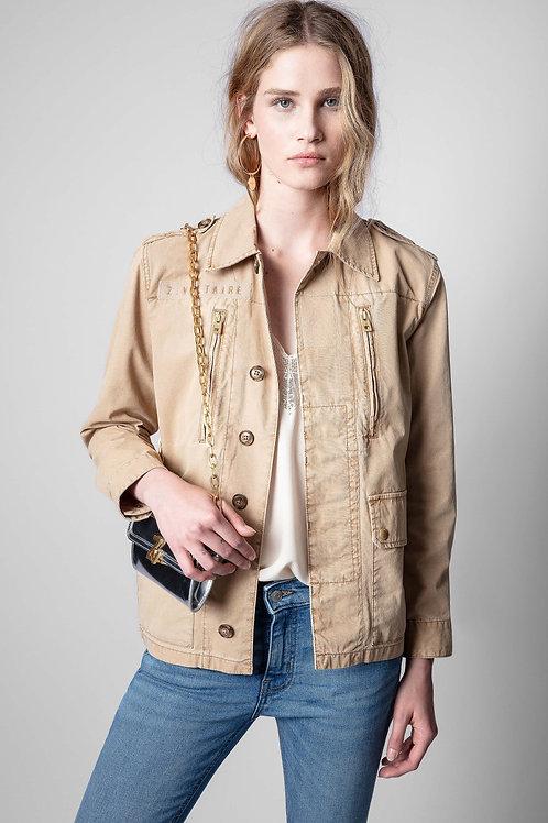 Zadig & Voltaire   Kid Cotton Good Vibes Jacket