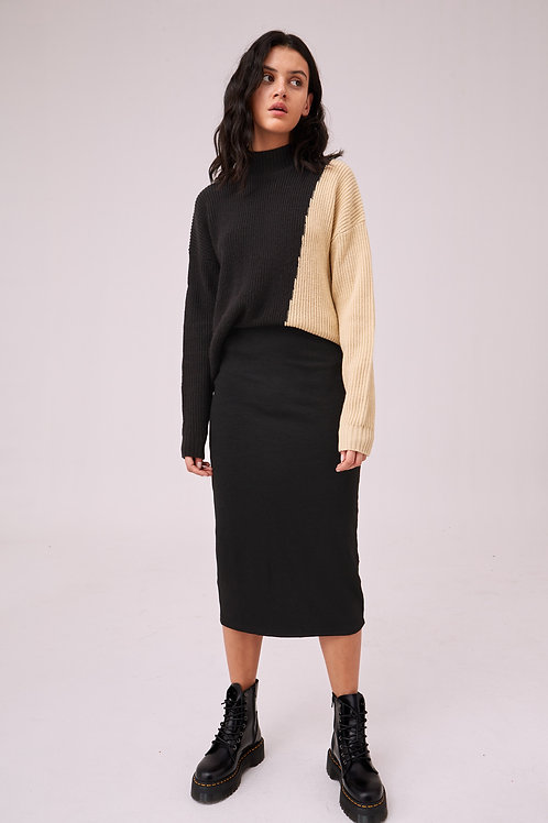 The Fifth Label   Thesis Skirt